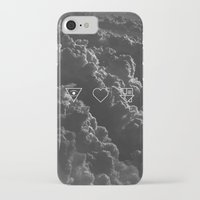 the neighbourhood iPhone & iPod Cases featuring The Neighbourhood by Amber Rose