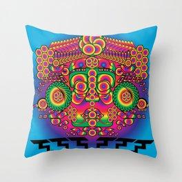 Mala Dara Throw Pillow