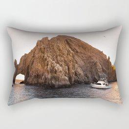 El Arco de Cabo San Lucas Rectangular Pillow