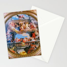 The great venetian Stationery Cards