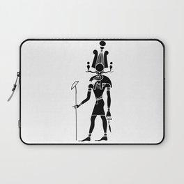 Khensu - God of ancient Egypt Laptop Sleeve