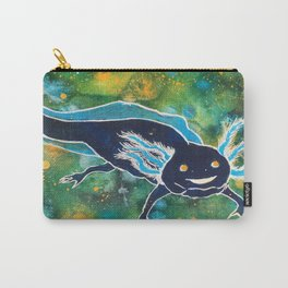 Navy Cosmic Astra-lotl Carry-All Pouch