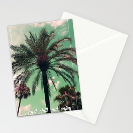 Just chill and relax Stationery Cards