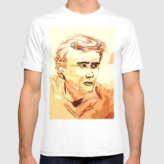 James Byron Dean T-shirt