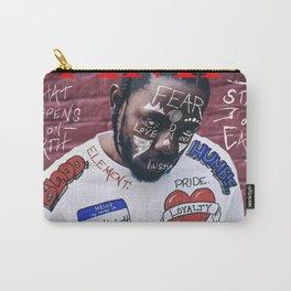 Kendrick Lamar - DAMN. Alternate Album Artwork Cover Carry-All Pouch