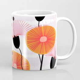 Weird Flowers Coffee Mug