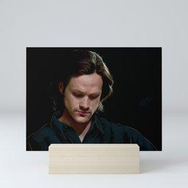 Sam Winchester. Season 9 Mini Art Print
