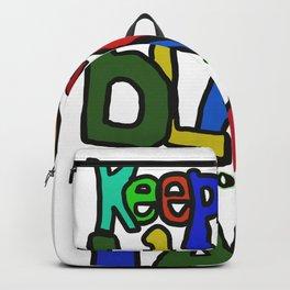Blame the lag Backpack