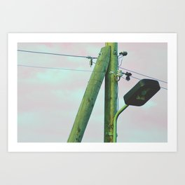 #118 Art Print