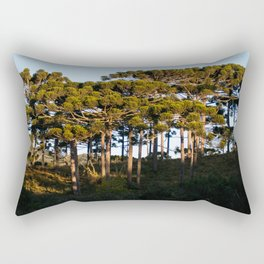 Araucarias Rectangular Pillow