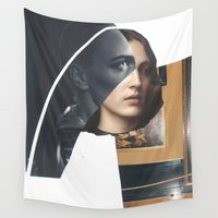 religion Wall Tapestries featuring Religion by Pia Hakko
