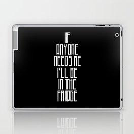 In The Fridge Laptop & iPad Skin