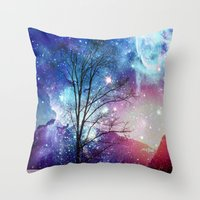 twilight Throw Pillows featuring Twilight by haroulita