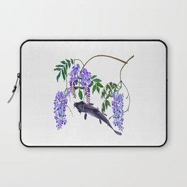 Wisteria & Carp Laptop Sleeve