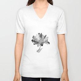 Fleur NuE Unisex V-Neck