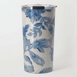 Floral V3 Travel Mug