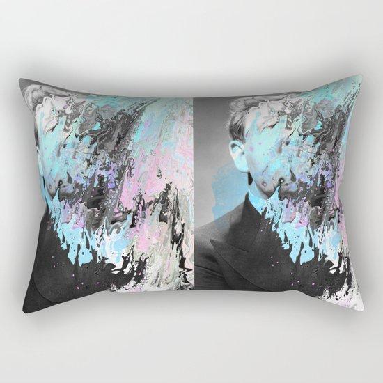 Breakfast Thoughts Rectangular Pillow