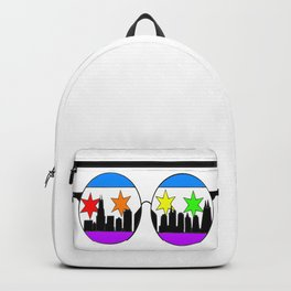 chicaGOggles Pride Backpack