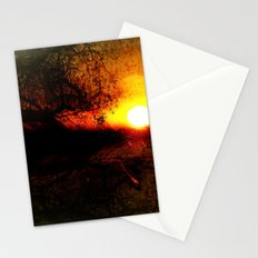 Crépuscule Stationery Cards
