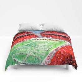 Ohio State Buckeyes Comforters