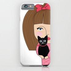Mss Cat iPhone 6s Slim Case