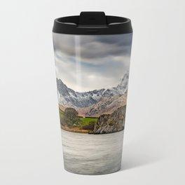 Snowdon Horseshoe Winter Travel Mug