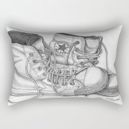 """Celtic Pendant"" Rectangular Pillow"