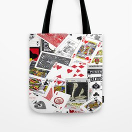 Deal 'Em Tote Bag