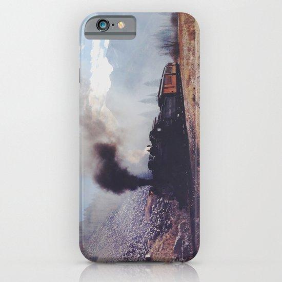 Mountain Train iPhone & iPod Case
