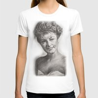 laura palmer T-shirts featuring TWIN PEAKS - LAURA PALMER by William Wong