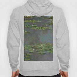 """Claude Monet """"Water Lilies"""" (6) Hoody"""