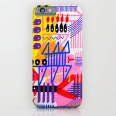 Sinfonia das Cores 1 Slim Case iPhone 6s