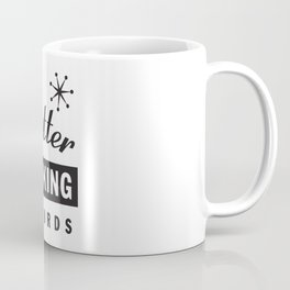 Better Looking Records Coffee Mug