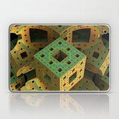Puzzle Box Laptop & iPad Skin