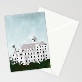 Somewhere fanart movie poster Stationery Cards