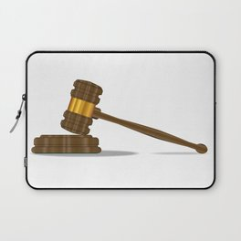 Judges Gravel Laptop Sleeve