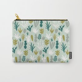 Succulent + Cacti Dreams Carry-All Pouch