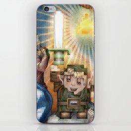 IRL Zelda Link iPhone Skin