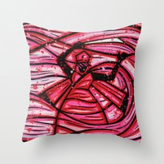 Orixás - Iansã Throw Pillow