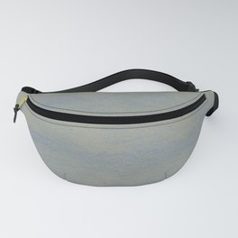Chalky background - blue and gray Fanny Pack