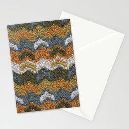 Flying V's Knit Stationery Cards