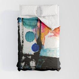 Ecstasy Dream No. 8 by Kathy Morton Stanion Comforters