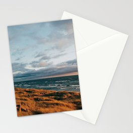 Sunset in Holland Stationery Cards