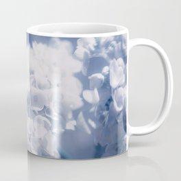 Grace and Beauty Defined a blue Hydrangea flower Coffee Mug