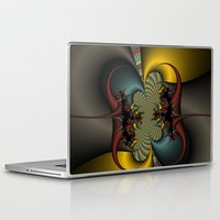 wicked Laptop & iPad Skins featuring Wicked by Christy Leigh