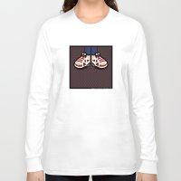 air jordan Long Sleeve T-shirts featuring AIR JORDAN 6 by originalitypieces