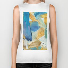 Easterly Abstract Biker Tank