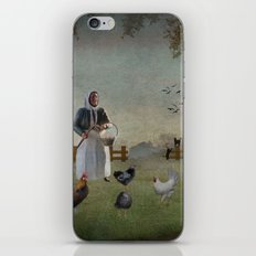 Collecting the Eggs iPhone & iPod Skin