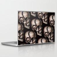 broken Laptop & iPad Skins featuring BROKEN by DIVIDUS