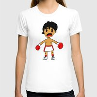rocky T-shirts featuring ROCKY by Christophe Chiozzi
